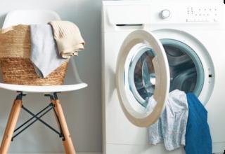 24 hr Guest Laundry