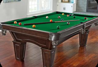 Pool Table & Ping Pong